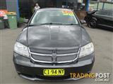 2007  DODGE AVENGER SX JS 4D SEDAN