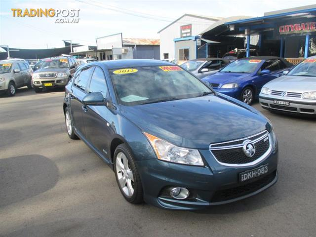 2011 Holden Cruze Sri V Jh My12 5d Hatchback For Sale In