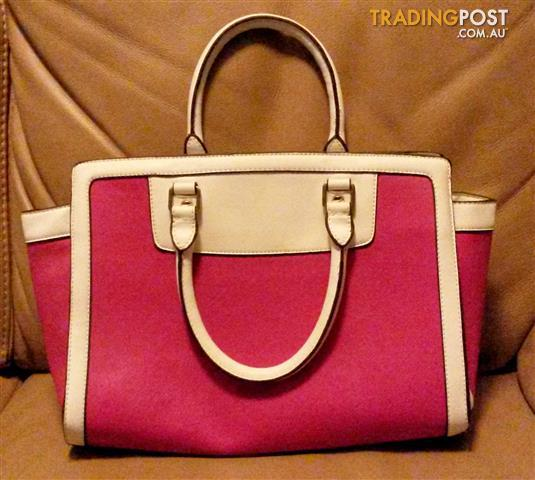 Pink Handbag valued at $60