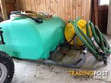 Rapid Spray Tank 1000lt