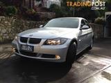 2007 BMW 3 23i E90 4D SEDAN