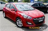 2014 Hyundai i30 Trophy GD2 MY14 Hatchback