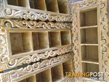 Balinese Shelves