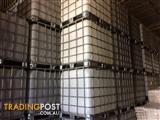 1000 litre IBC Pods