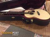 Blonde Guild Guitar