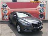 2013  Mazda CX-9 Classic TB10A5 5D Wagon