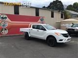 2012  Mazda BT-50 XT Hi-Rider UP0YF1 4D Utility