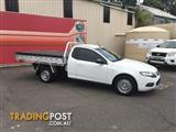 2012  Ford Falcon Ute  FG MkII 2D Cab Chassis