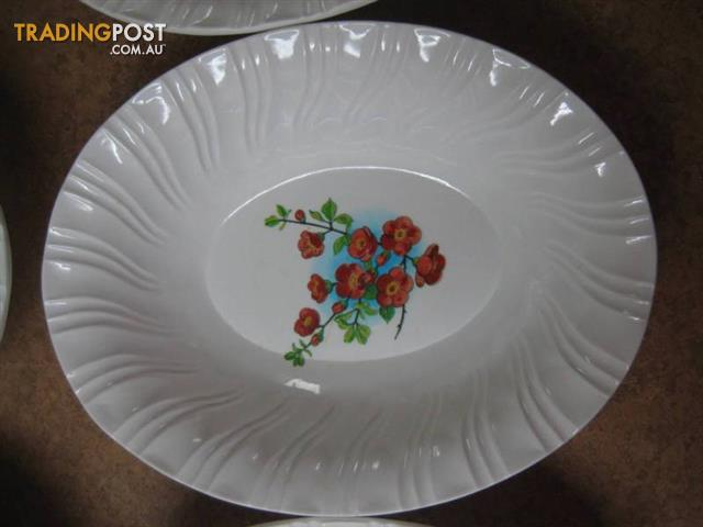 6 Plates or bowls PMP NO 63 - POON's ware for $18