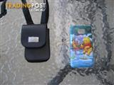Case LOGIC small bag - Mobile screen cover