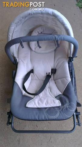 Steelcraft Reclined Cradle