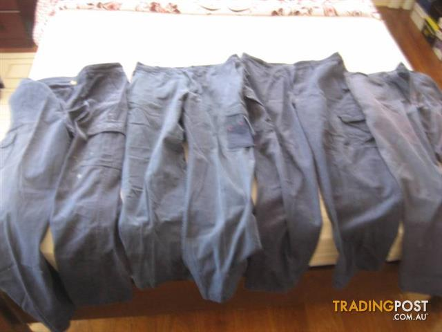 Four Men Pant Work Ware - size 82R - $50 all