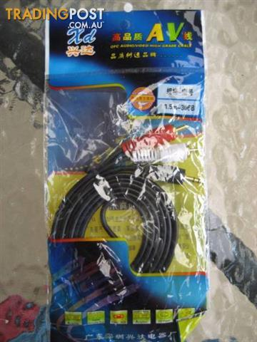 High Grade Cable Audio / Video
