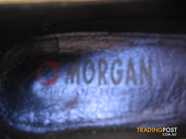 Morgan black Satin - size 40 women's Shoes