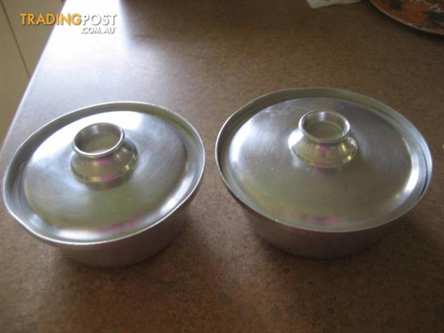 2 Heavy Duty Aluminium Cookware-$45 both