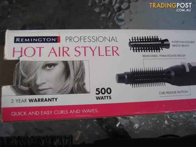 Remington Professional Hot Air Styler