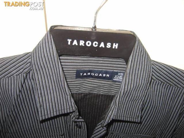 Men's Shirt - TAROCASH Size XS