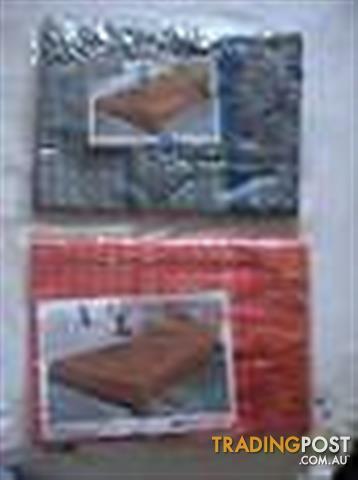 Bed Cover -Thai Silk