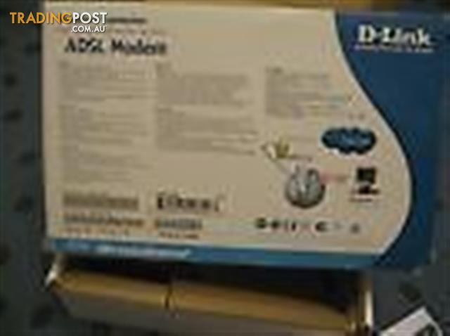D-Link DSL-200 ADSL Modem