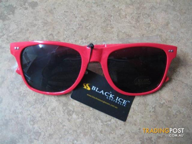SUNGLASSES Black Ice UV 400 100% Protection