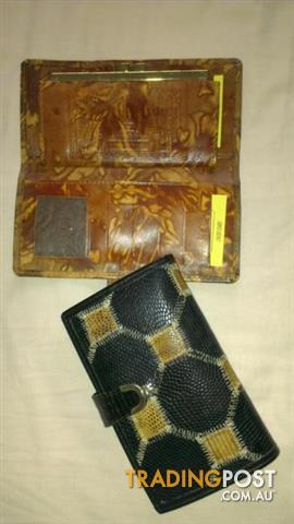 Two Wallet For $10
