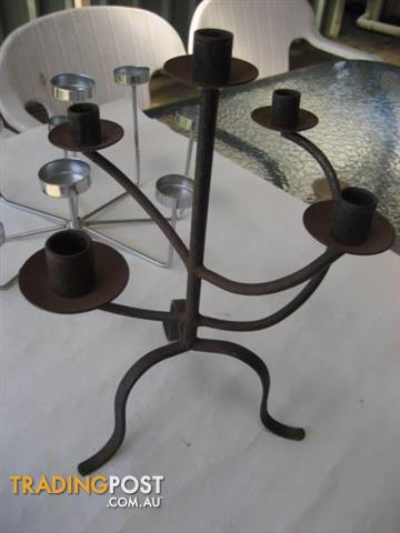 2 Candle Holder $20 both