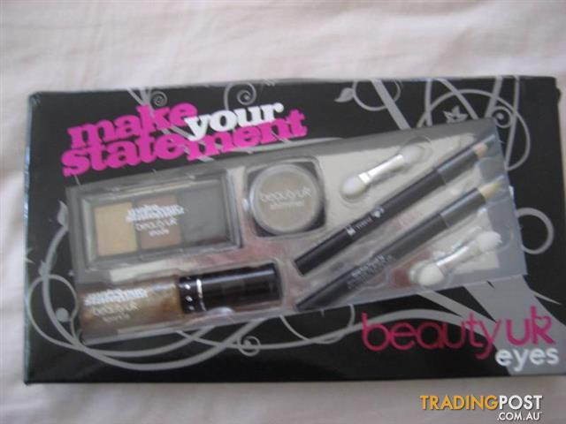 Make Your Statement Beauty UK eyes Set