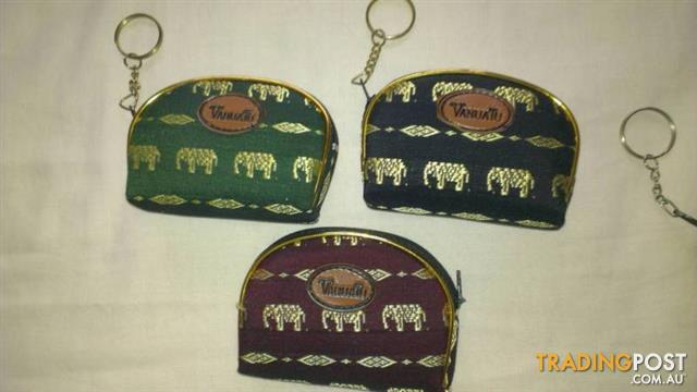 Women's Bags -THAI SILK HANDCRAFT hand bags