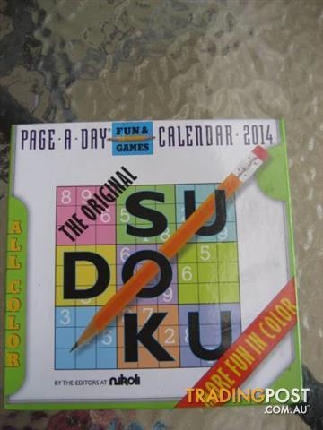 SUDOKU Fun