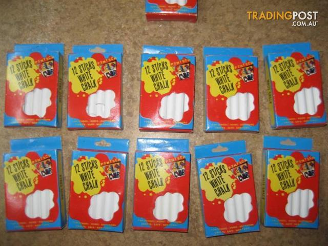 11 box White Chalk Good Quality