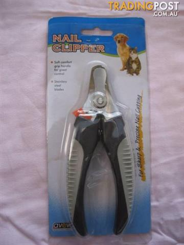 Pet Dog Cat Grooming Nail Scissors Clipper - aveva