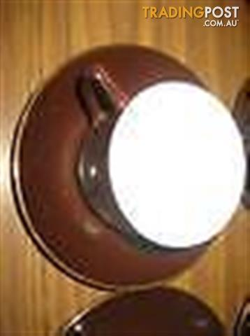 3 DIFFERENT TEA CUPS WITH SAUCERS 's SETS ( Italian-France...)