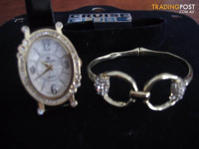 Bell & Rose Quartz watch set for women - USA
