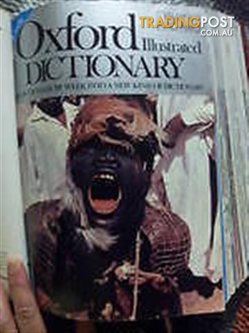 Oxford Illustrated Dictionary Volume 1 AAC - LEA