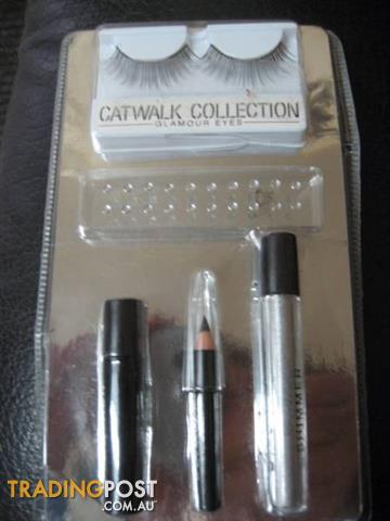 Lush Lashes Eye Set - CatWalk Collection Glamour Eyes