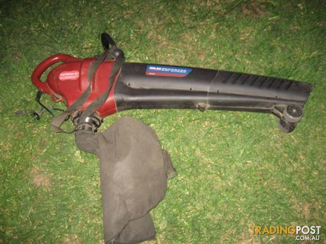 ARLEC ENFORCER KBV 2400 Garden Blower/Vacum