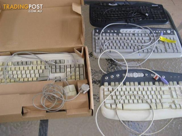 Keyboard Different Port - $10 Each