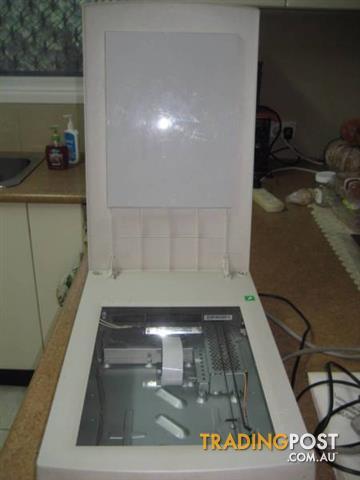 Scanner - HP scanjet 5p