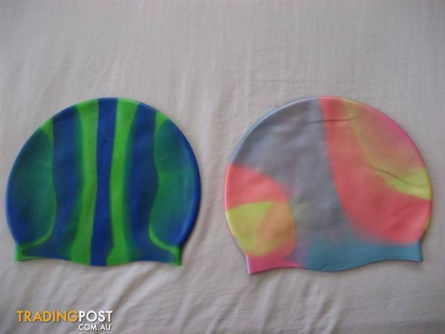 Waterproof Swim Cap- $10 Both