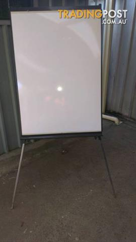 Heavy Duty Metal White Board