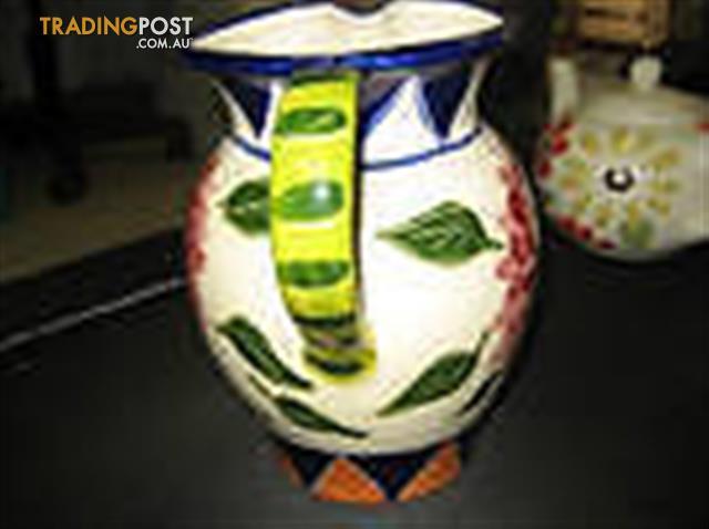 Hand made Ceramic jar