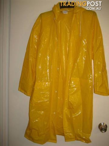 2 St Mark Children Rain Coat size 12-14 $10 Both