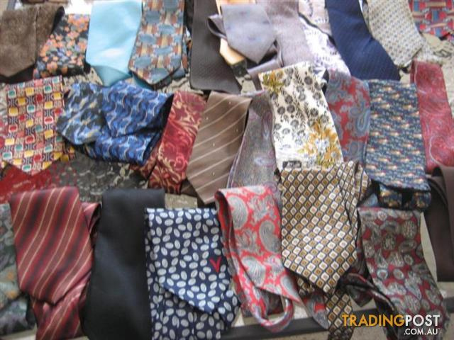 Ties Ties Ties Over 40 ties to chose from.