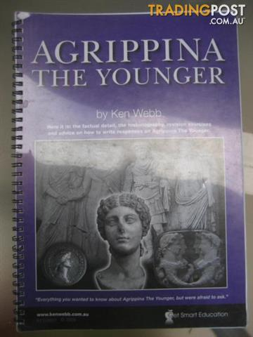 AGRIPPIAN THE YOUNGER By KEN Webb