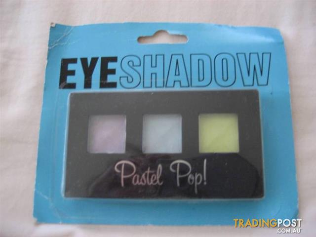 EYE SHADOW Pastel Pop!