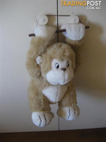 MONKEY ON A MONKEY BAR