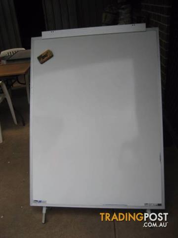Whiteboard - Charles Tims PTY LTD 122 cm x 92 cm.