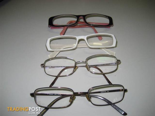 4 Women's Eyeglasses