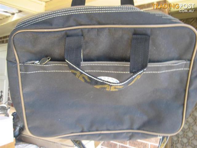 Backpack Old Computer bag - Ocean Earth