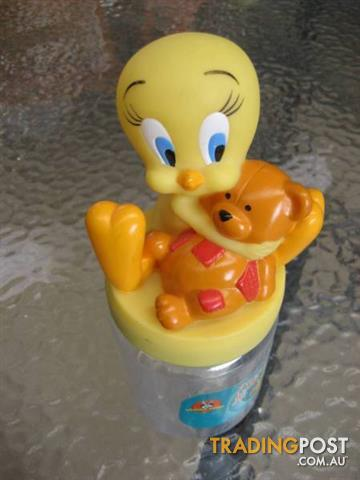 Tweety's Lolly Jar - Plastic